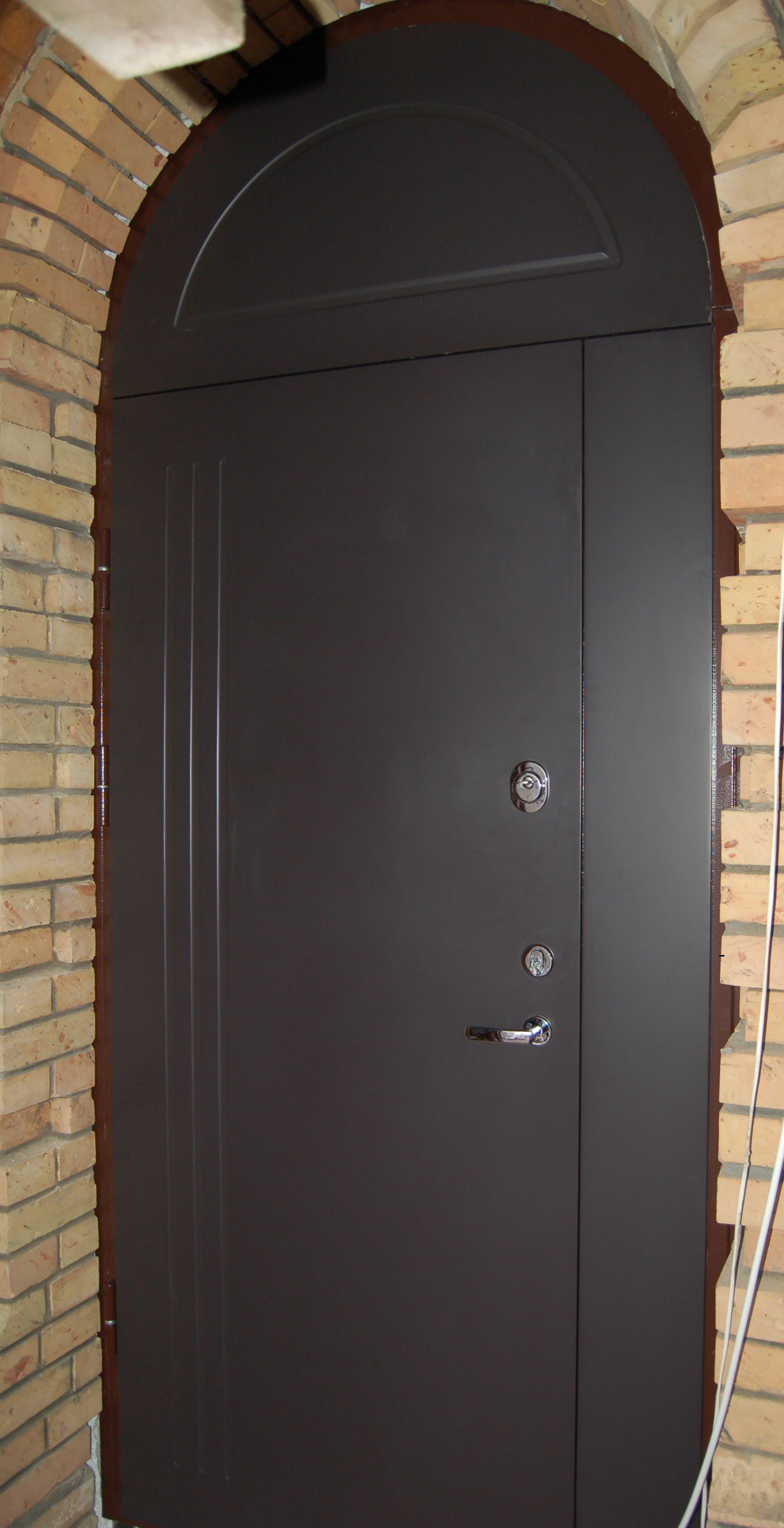 Seciro metal security doors seciro for Metal security doors
