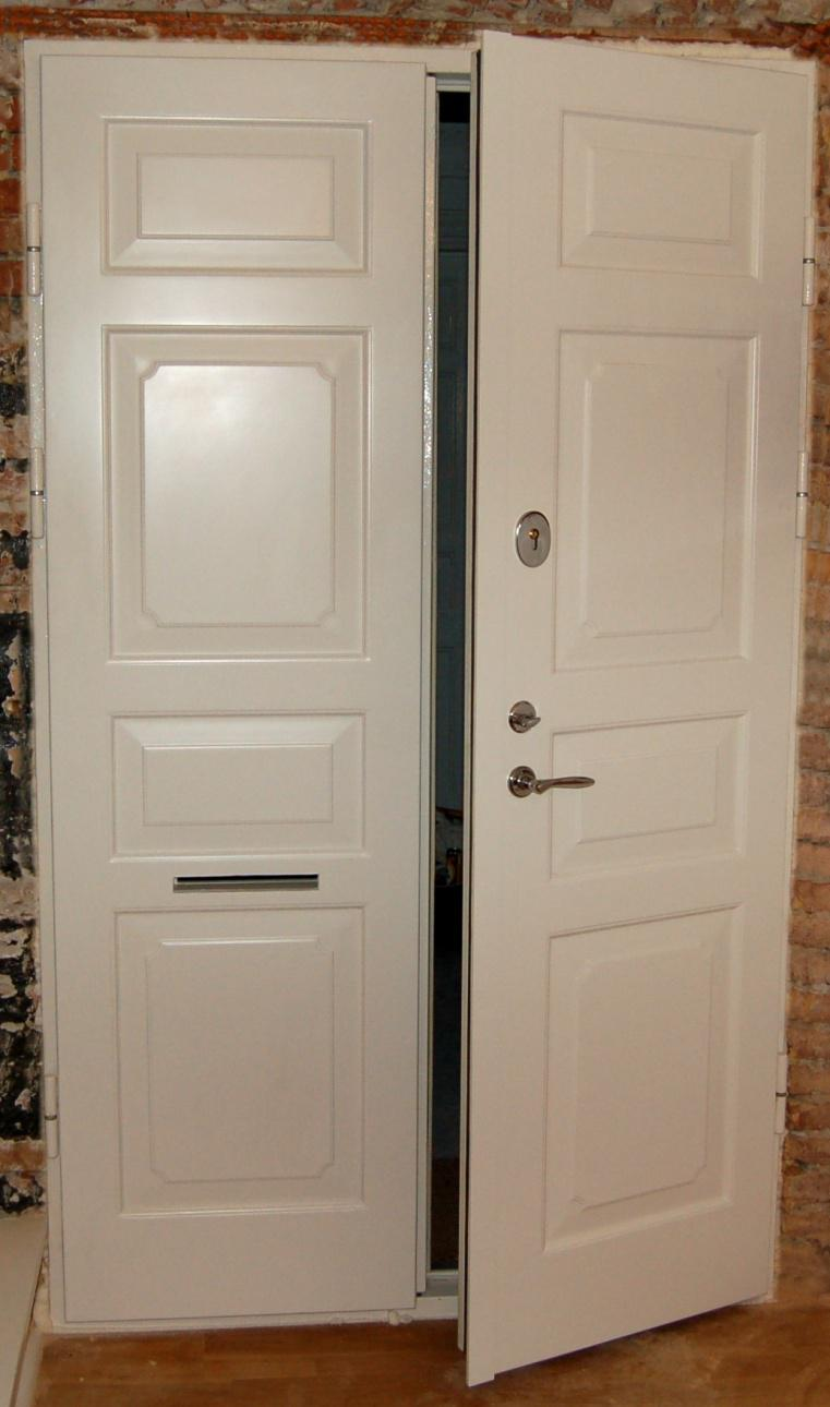Double doors One C18