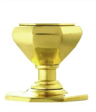 7. Polished Brass