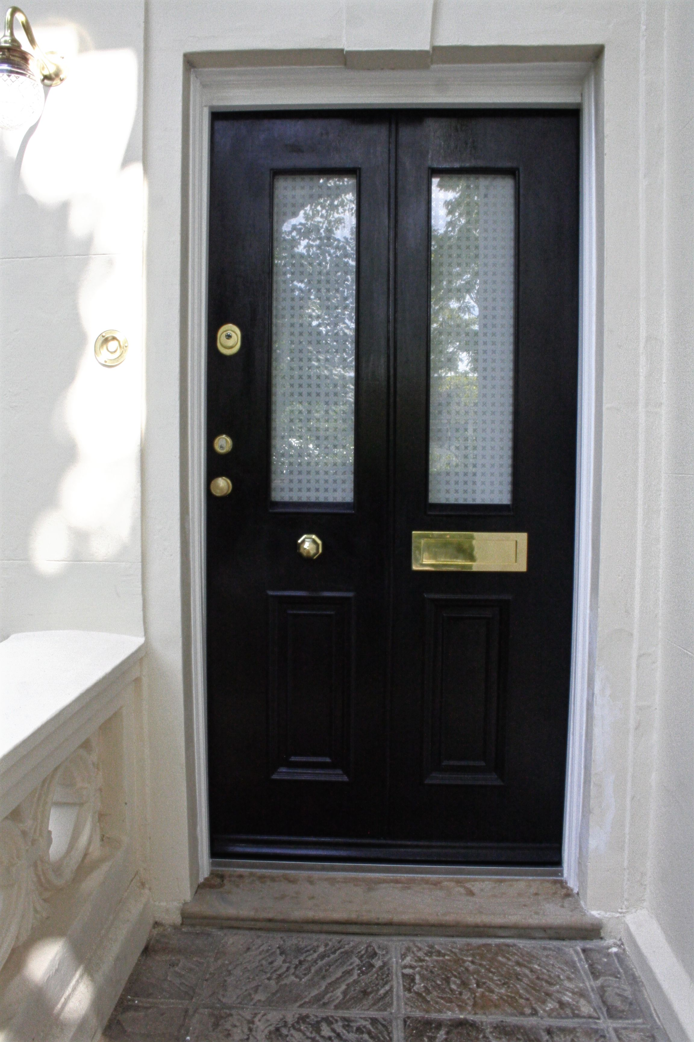 3456 #786D53 High Precision Door Style Was Repeated For One Of Blackheath Listed  save image Precision Entry Doors 45772304