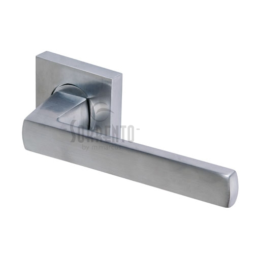 Door handle 41. Polished chrome, matt chrome